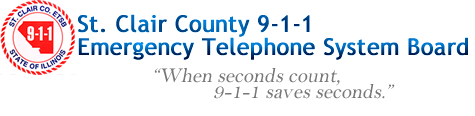 St. Clair County 9-1-1 ETSB